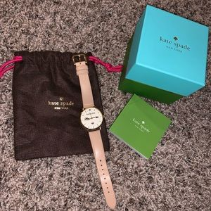 "Kate Spade ""Leading Lady"" Watch"